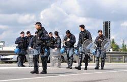 Policemen Royalty Free Stock Photo
