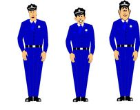 Policemen Stock Photography