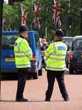 Policemen Royalty Free Stock Images