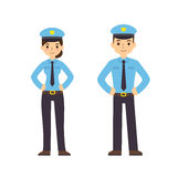 Policemen Royalty Free Stock Image