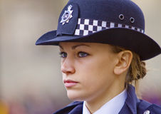 Policewoman Stock Photography