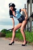 Policewomen Stock Images