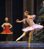 Polichinelle-Tableau 3-The Ballet  Nutcracker Royalty Free Stock Photo