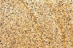 Polichromiczna dekoracyjna powierzchnia bac - kamień, okrzesany granit - Fotografia Royalty Free