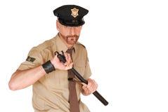 Policier photo stock