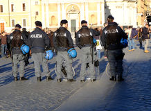 policiers Images stock