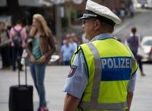 policja Fotografia Royalty Free