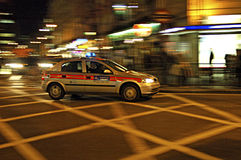 policja london Obraz Royalty Free