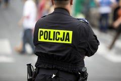 policjant obrazy stock