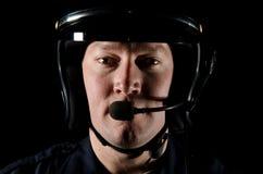 policjanta ruch drogowy Zdjęcie Royalty Free