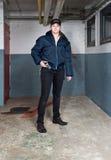 policjantka Zdjęcie Royalty Free