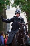 Policjantka Zdjęcie Stock