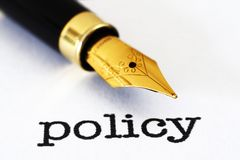 Policy Stock Images