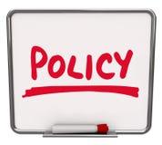 Policy Word Notice Board Follow Procedure Compliance