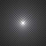 Poliermetallplatten Stockfoto