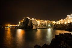Polignano a Mare, Apulia, Italy royalty free stock image