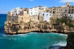 Polignano a Mare Royalty Free Stock Images