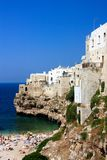 Polignano a mare, Italy Royalty Free Stock Photo