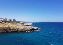 Polignano Mare Puglia fotografia de stock royalty free