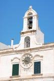 Polignano a Mare Town Hall Stock Photo