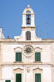 Polignano a Mare Town Hall Royalty Free Stock Photos