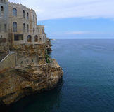 Polignano, Puglia, Italien Lizenzfreies Stockbild
