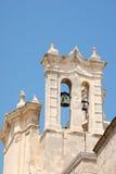 Polignano una cavalla, Chiesa del Purgatorio Fotografia Stock