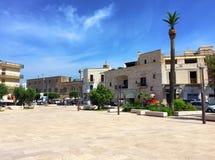 Polignano une jument, Puglia Image libre de droits