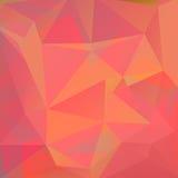 Poligonalny background-13 Obrazy Royalty Free