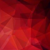Poligonalny background-03 Obrazy Stock