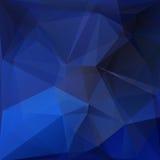 Poligonalny background-08 Obraz Royalty Free