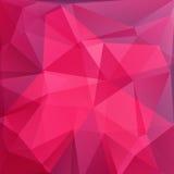 Poligonalny background-14 Obrazy Royalty Free