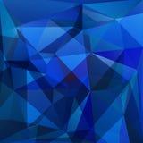 Poligonalny background-10 Ilustracja Wektor