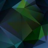 Poligonalny background-05 Obrazy Stock