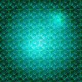 Poligonalpatroon Stock Afbeelding