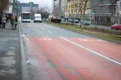 Poligrafiei boulevard Royalty Free Stock Image