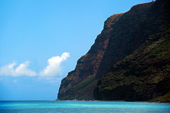 Polihale-Nationalpark, Hawaii stockfotos