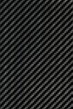 Polijst de Zwarte achtergrond van de Koolstofvezel voor om het even welk doel stock foto's