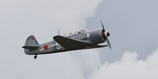 Polikarpow 1_16 Typ 24 Stock Image