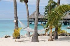 Polinésia francesa, ilha de Borabora, França imagens de stock