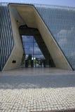POLIN Museum de la historia de judíos polacos Foto de archivo libre de regalías