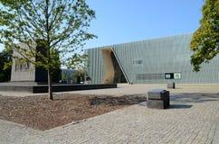 POLIN Museum della storia degli ebrei polacchi Immagini Stock