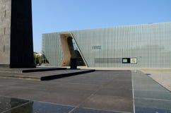 POLIN muzeum historia Polscy żyd Obrazy Royalty Free