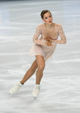 Polina KOROBEYNIKOVA (RUS) Stock Photos