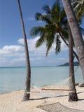 Polynesian rest Royalty Free Stock Photo