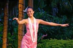 Polinesiano culturale concentrare Fotografie Stock