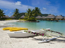 Polinesien Stockfotos