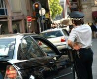 polis Royaltyfria Bilder