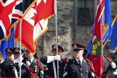 polis för hiltjänstemanparlament royaltyfri foto