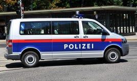 Polisbil Royaltyfri Foto